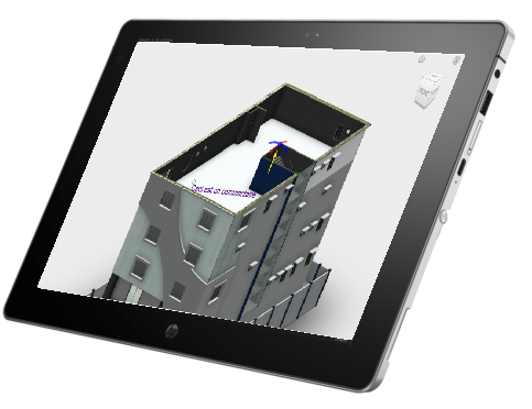 BIM application suivi de chantier