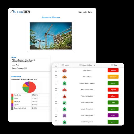 notifications construction app